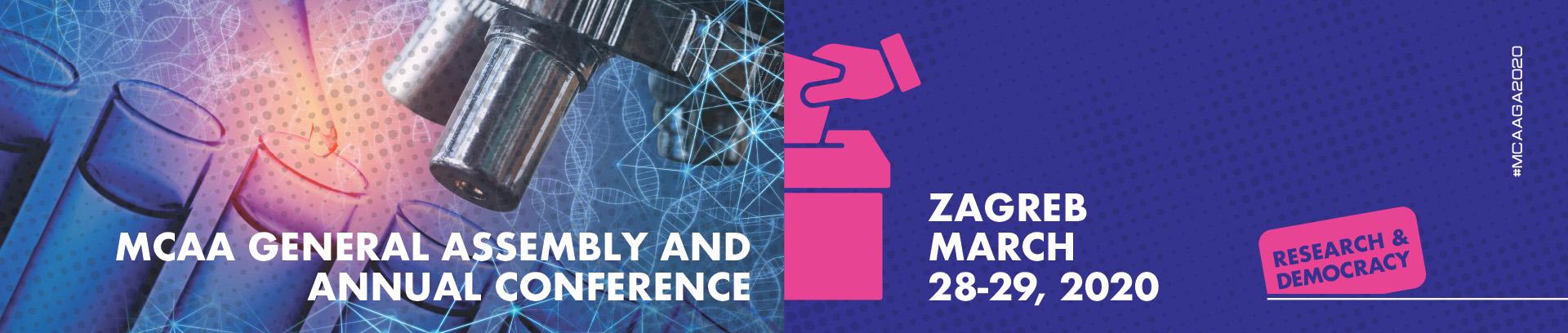 GA conference 2020 banner