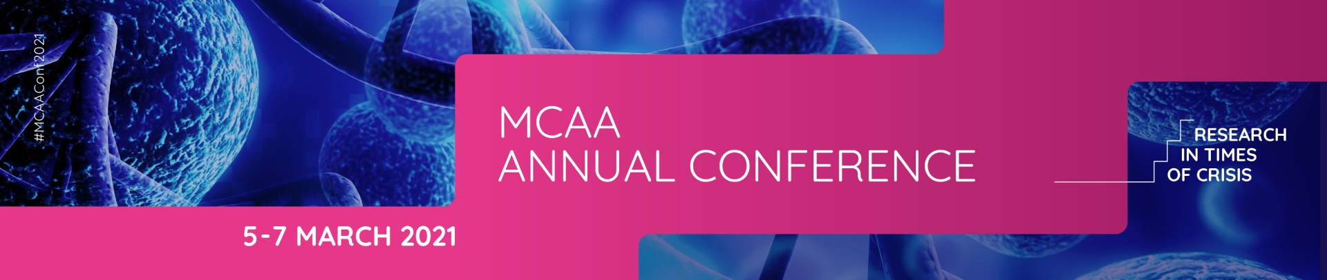March 4 & 5 MCAA Annual conference