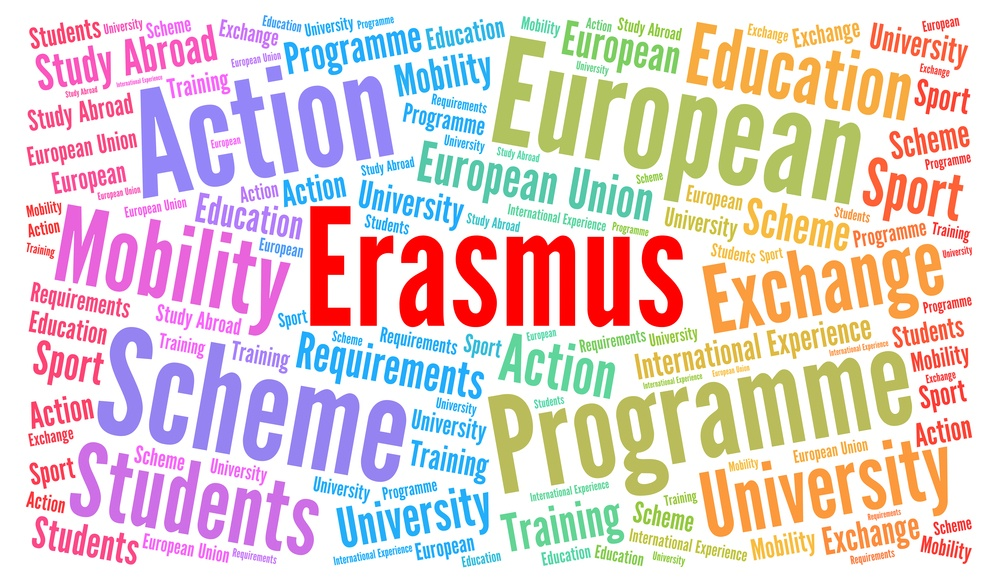 Erasmus is ...