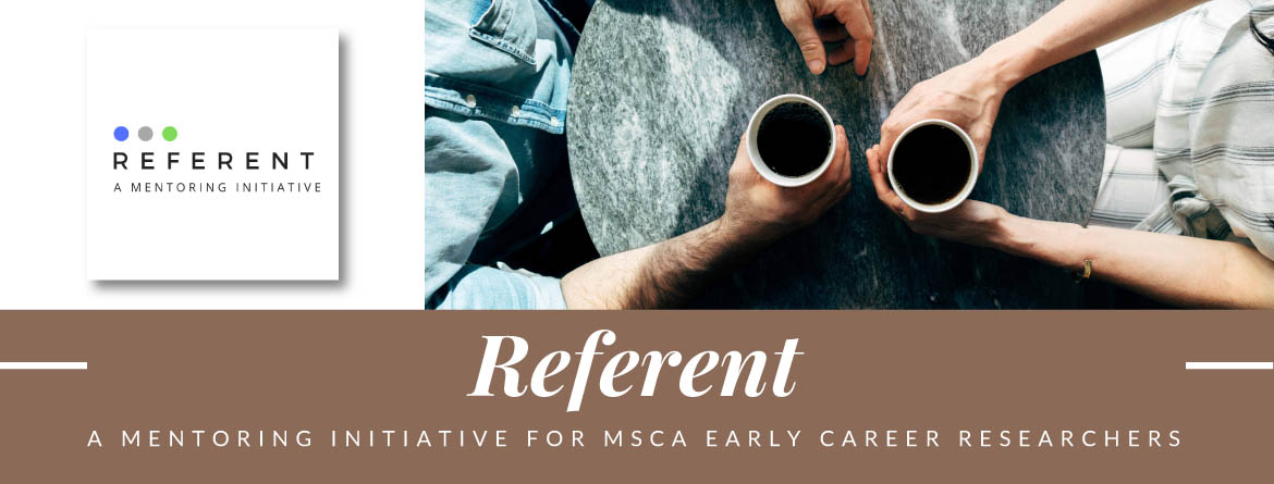 Referent - A mentoring initiative for MSCA early career researchers