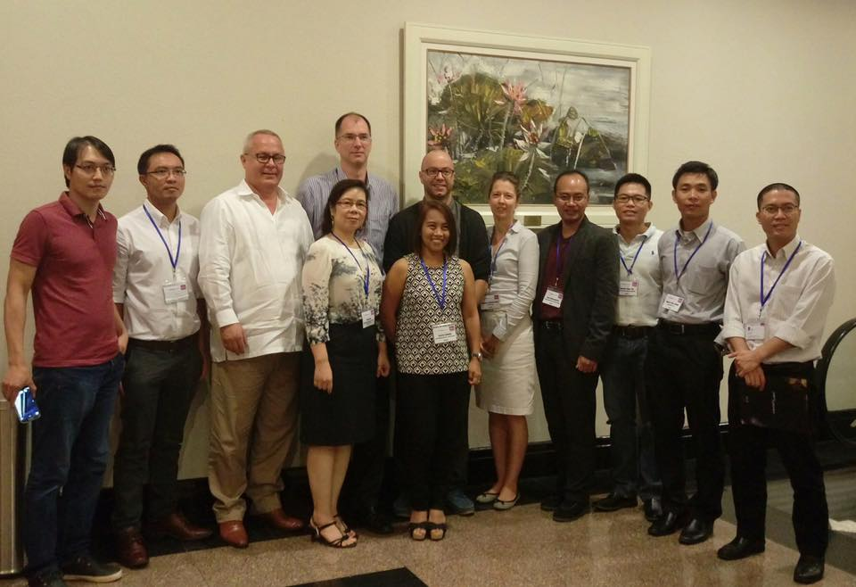 Southeast Asia Marie Curie Fellow
