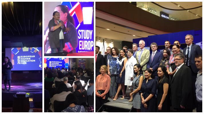European Higher Education Fair-Philippines
