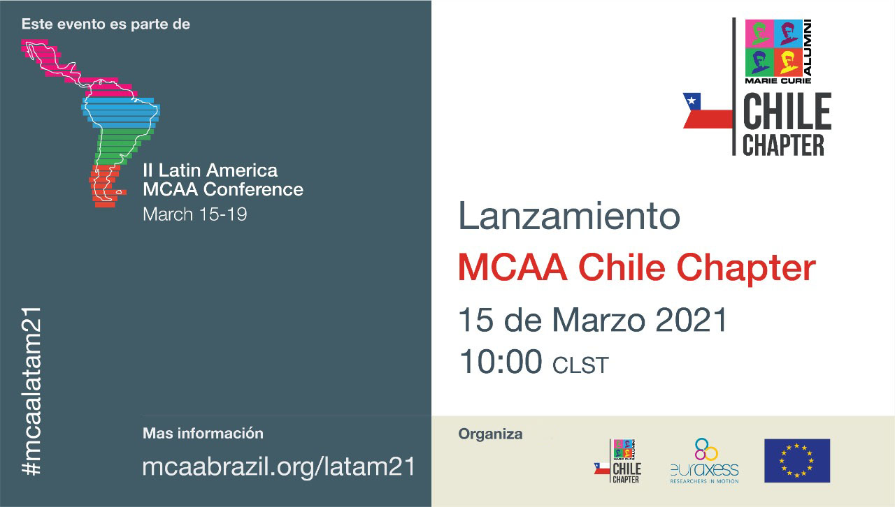 Launch of the Chile Chapter MCAA