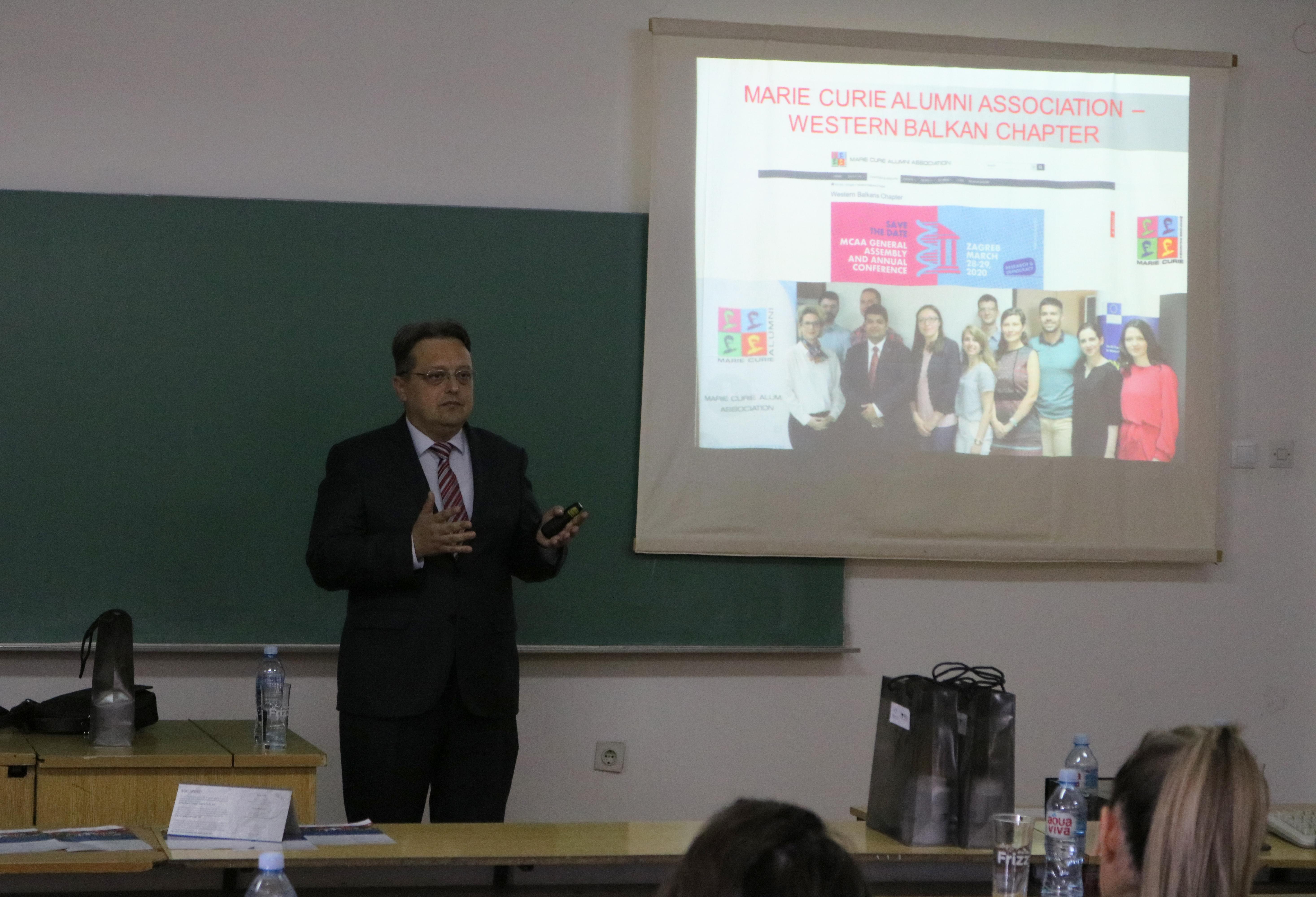 MCAA WBC Banja Luka presentation