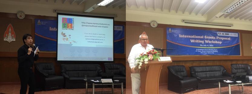 Southeast Asia Chapter, Khon Kaen, Thailand, Workshop