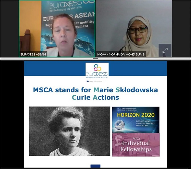 MSCA-IF Webinar Malaysia 4/5/2020