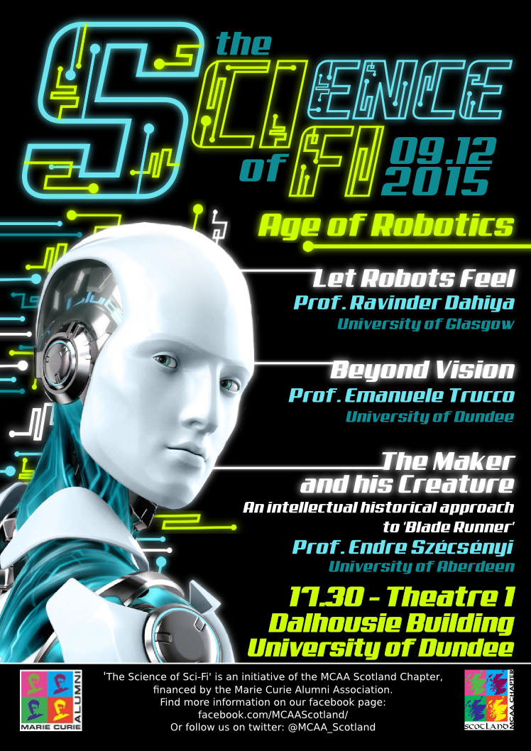 Science of Sci-Fi Age of Robotics
