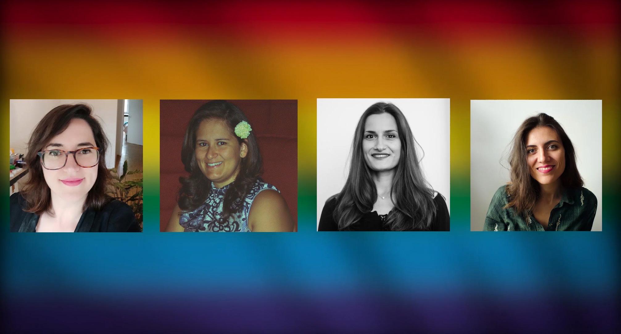 Women Team LGBTQ
